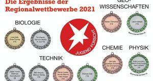 Jugend forscht 2021 - Corona-Edition