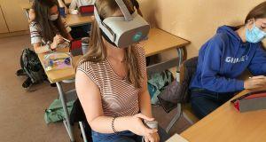 Berufsorientierung: Abtauchen in virtuelle Welten
