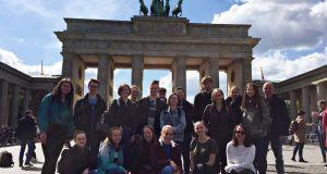 Kursfahrt nach Berlin