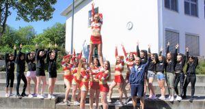 Red Splinters erfolgreich bei SummerCheerMasters